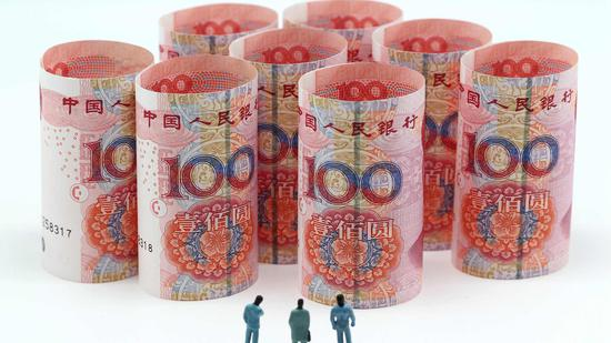 Yuan poised for gains as U.S. Fed opts to keep key interest